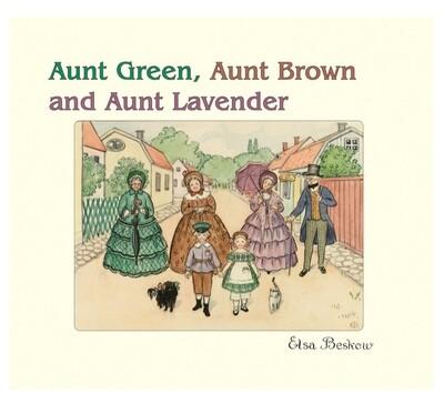 B3488  Aunt Green Aunt Brown