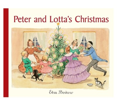 B3723 Peter & Lottas Christmas