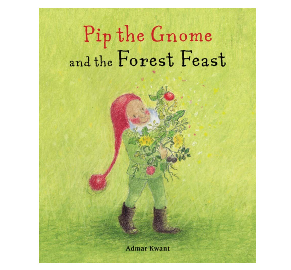 B5495 Pip the Gnome and the Forest Feast