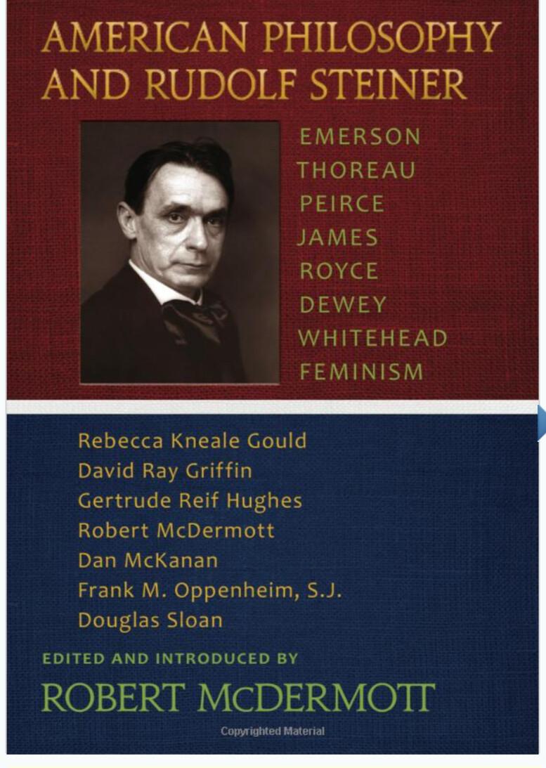 American Philosophy & Rudolf Stein B1373