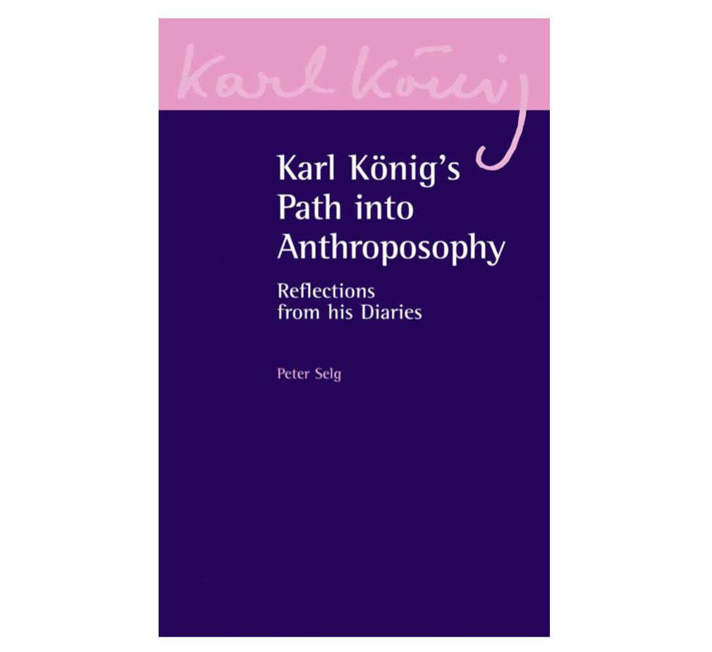 Karl Konig's Path into Anthroposophy B6298
