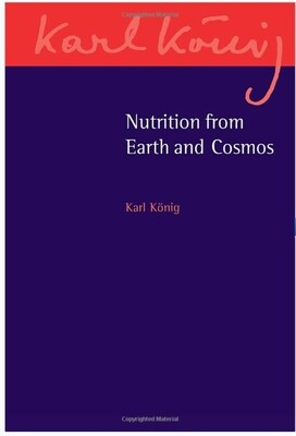 Nutrition from Earth & Cosmos B1633