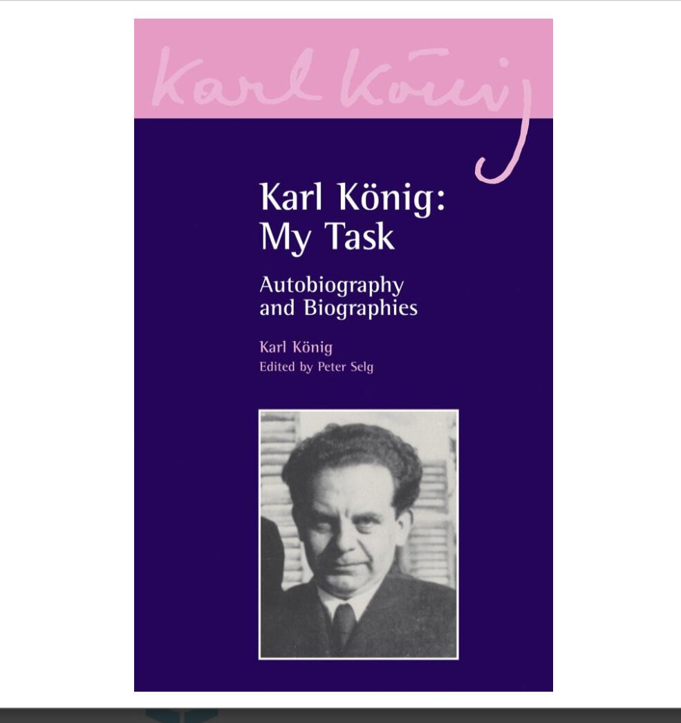Karl Konig My Task B6281