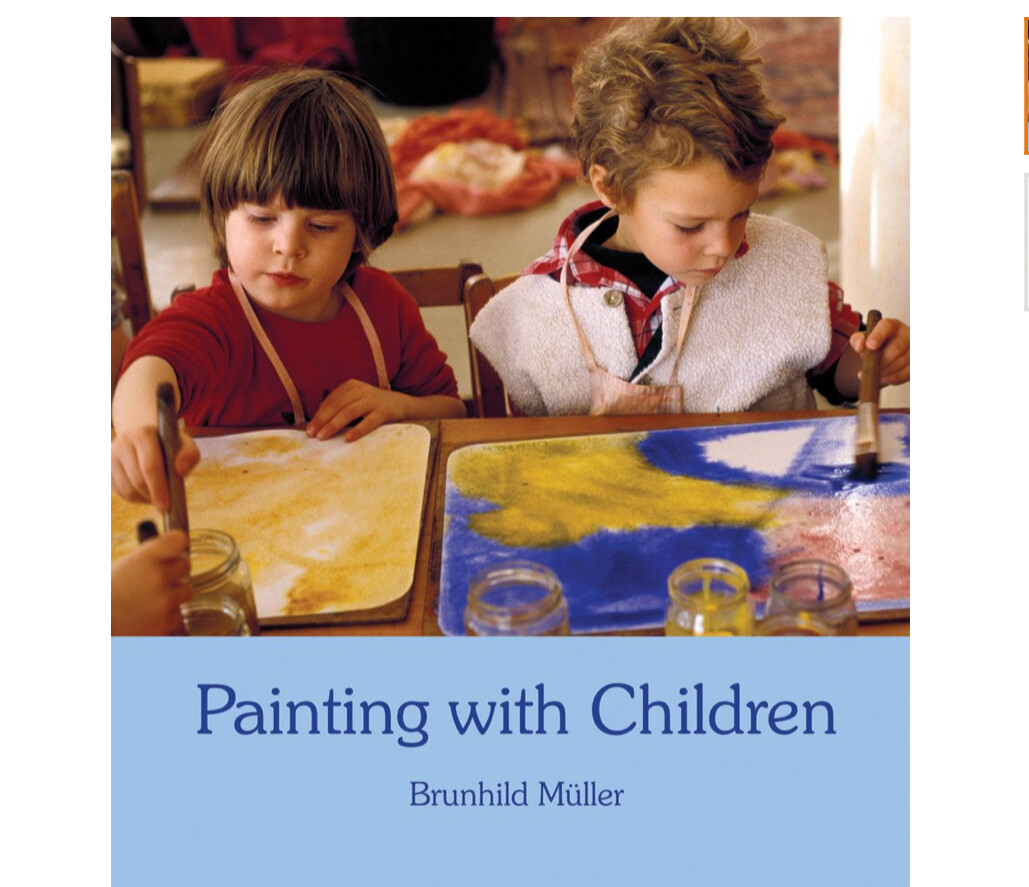 B3662 Painting with Children