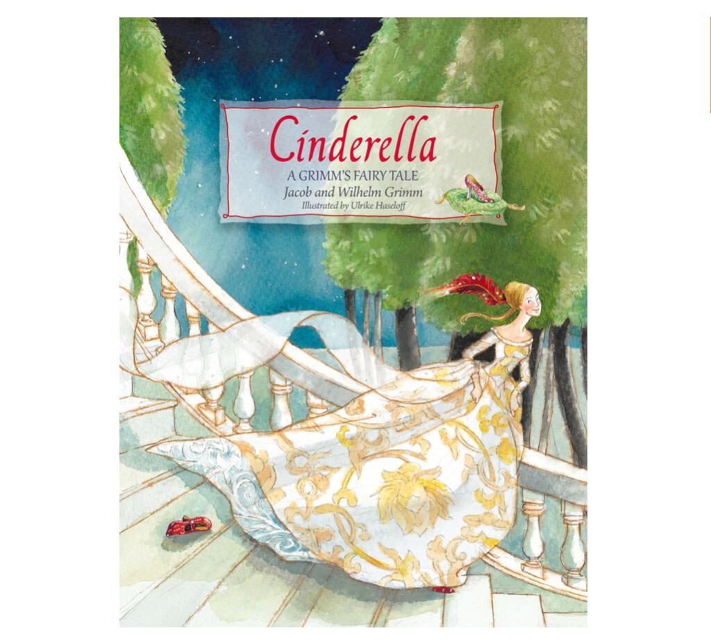 Cinderella a Grimm's Fairy Tale - B9480