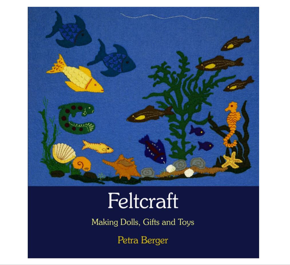 Feltcraft: Making Dolls, Gifts and Toys - B7202