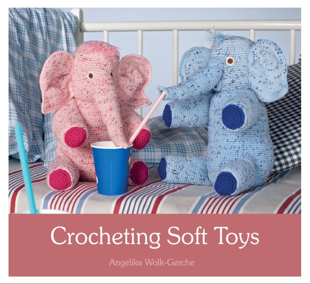 Crocheting Soft Toys - B2418