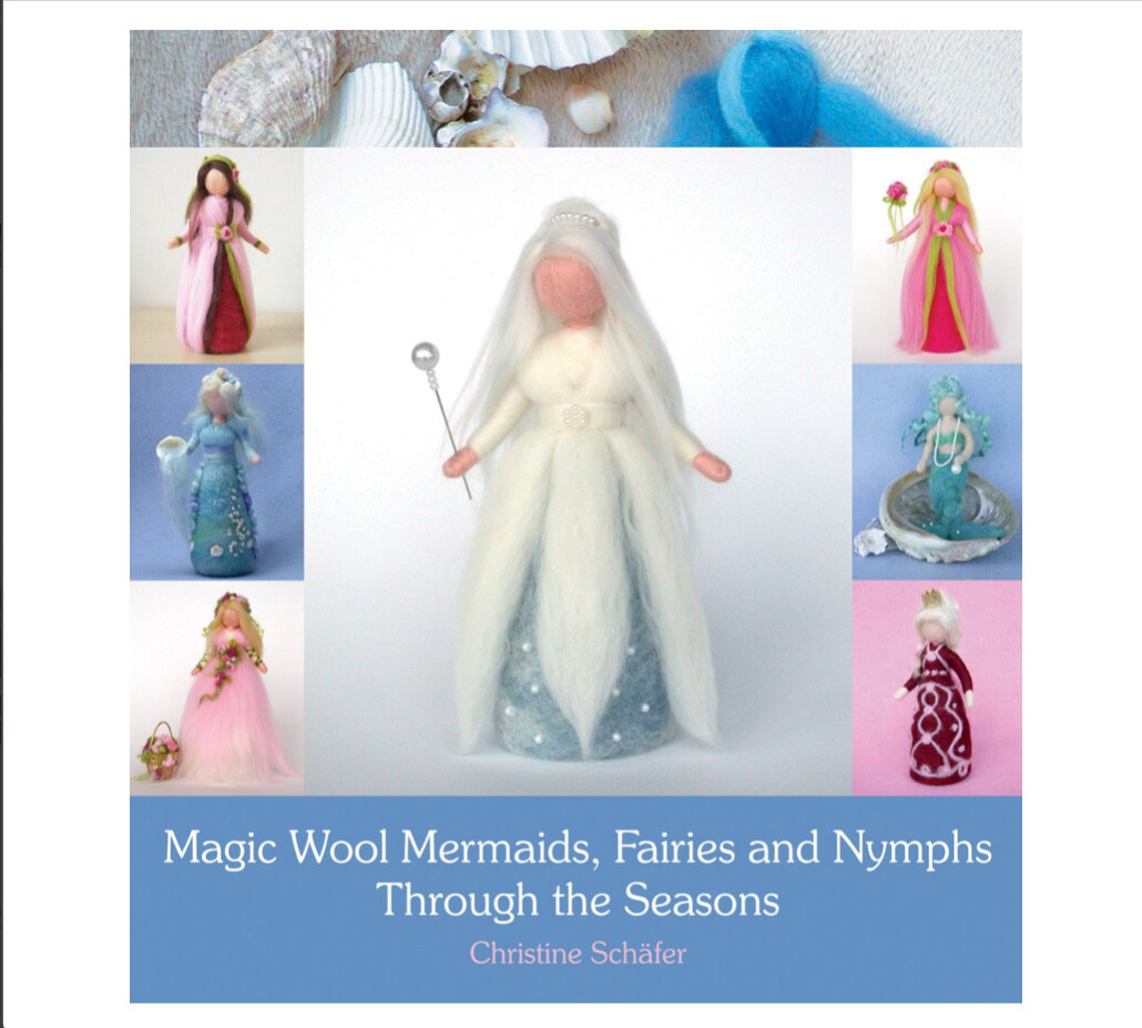 B0384 Magic Wool Mermaids