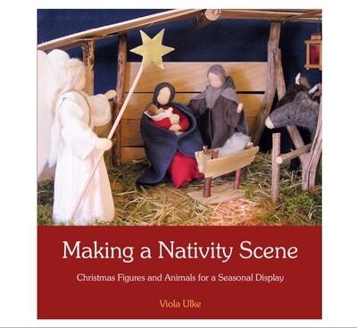 Making a Nativity Scene - B1244