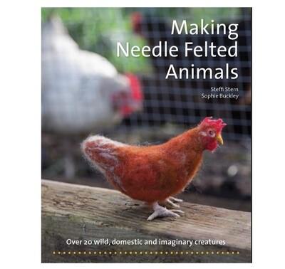Making Needle Felted Animals - B9460