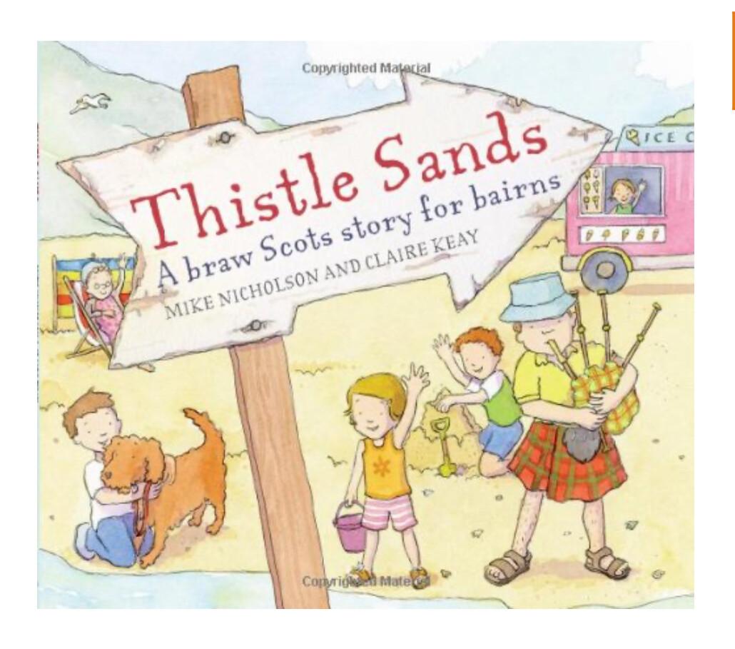Thistle Sands B0490