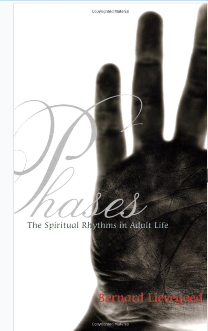 Phases The Spiritual Rhythms in Adult Life - B0560
