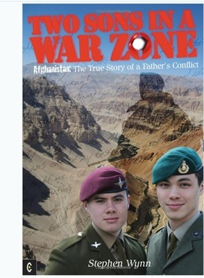 Two Sons in a War Zone - B0249