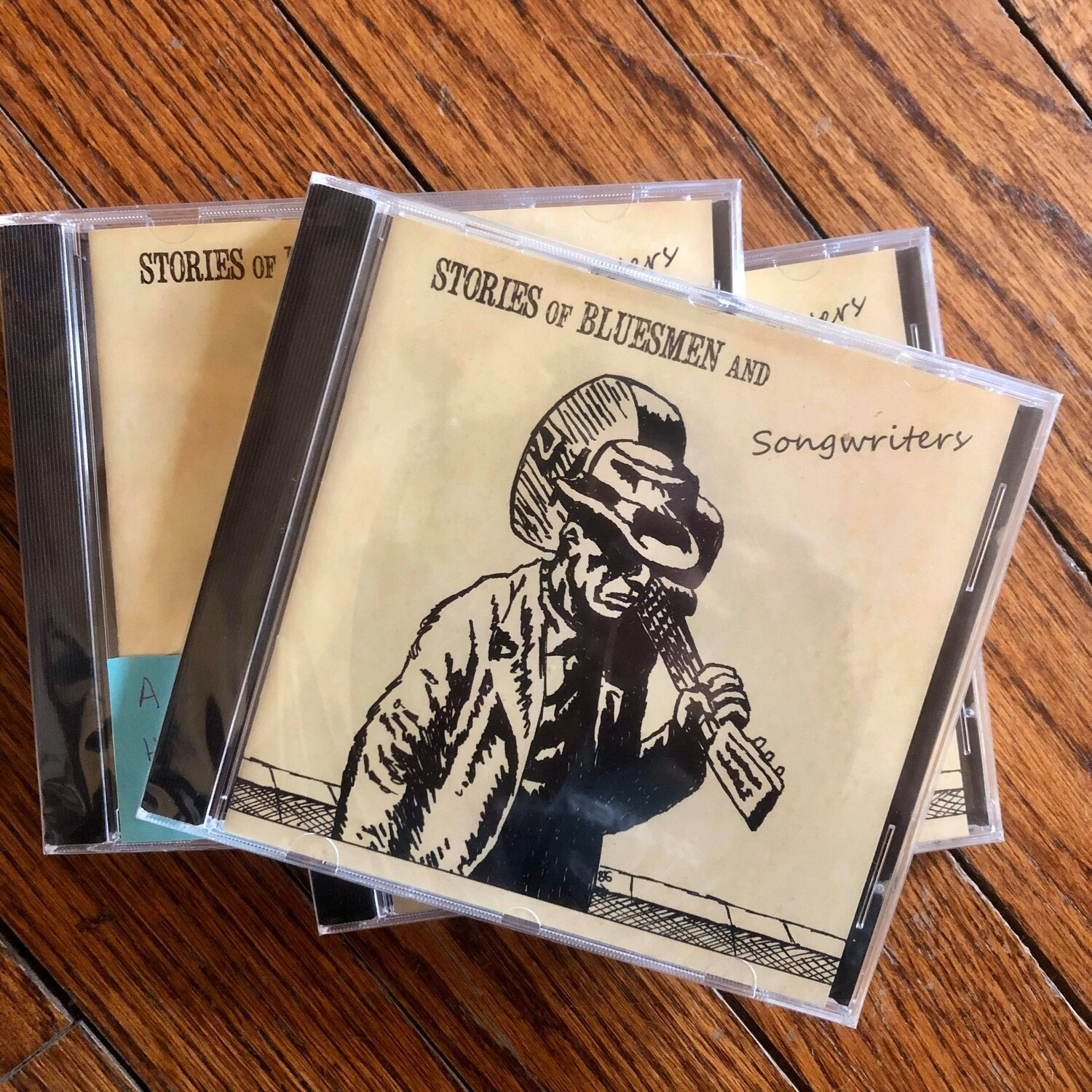 Stories of Bluesmen and Songwriters CD 1064