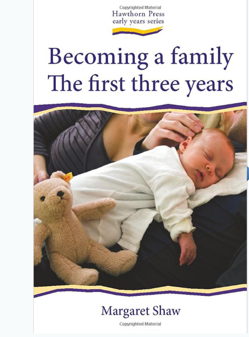 Becoming a Family The First Three years - B9279
