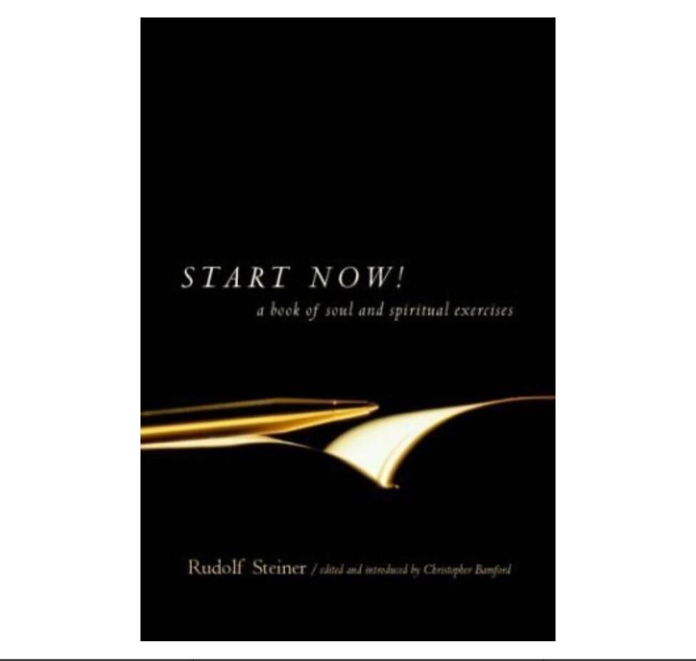 Start Now B5262