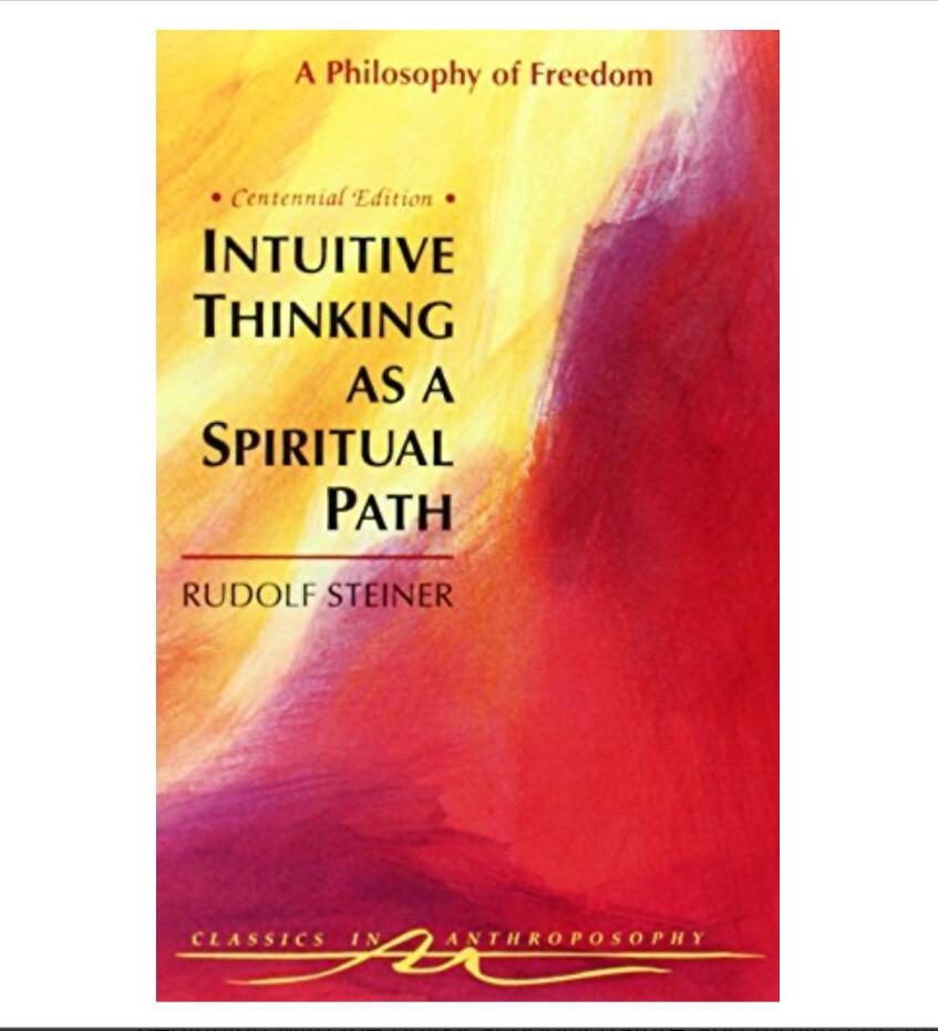 Intuitive Thinking as a Spiritual Path - B385X