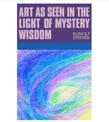 Art As Seen In Light Of Mys Wisdom B2366
