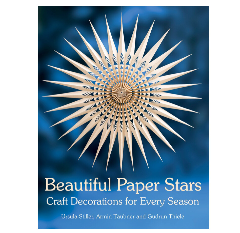 Beautiful Paper Stars  B2074