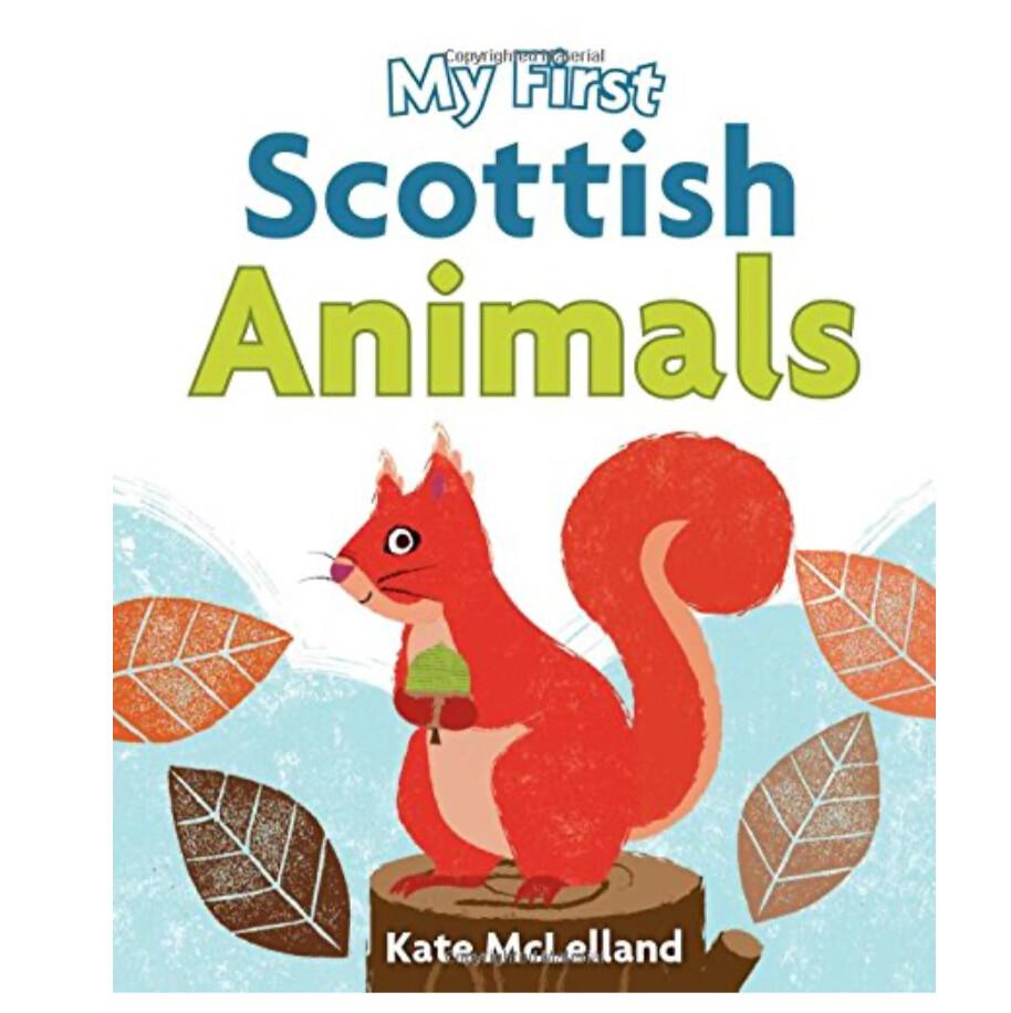 My first Scottish Animals - B2517