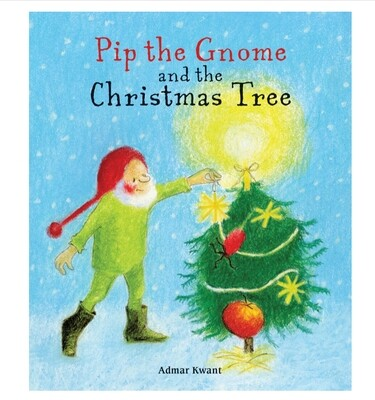 B3286 Pip the Gnome and the Christmas Tree