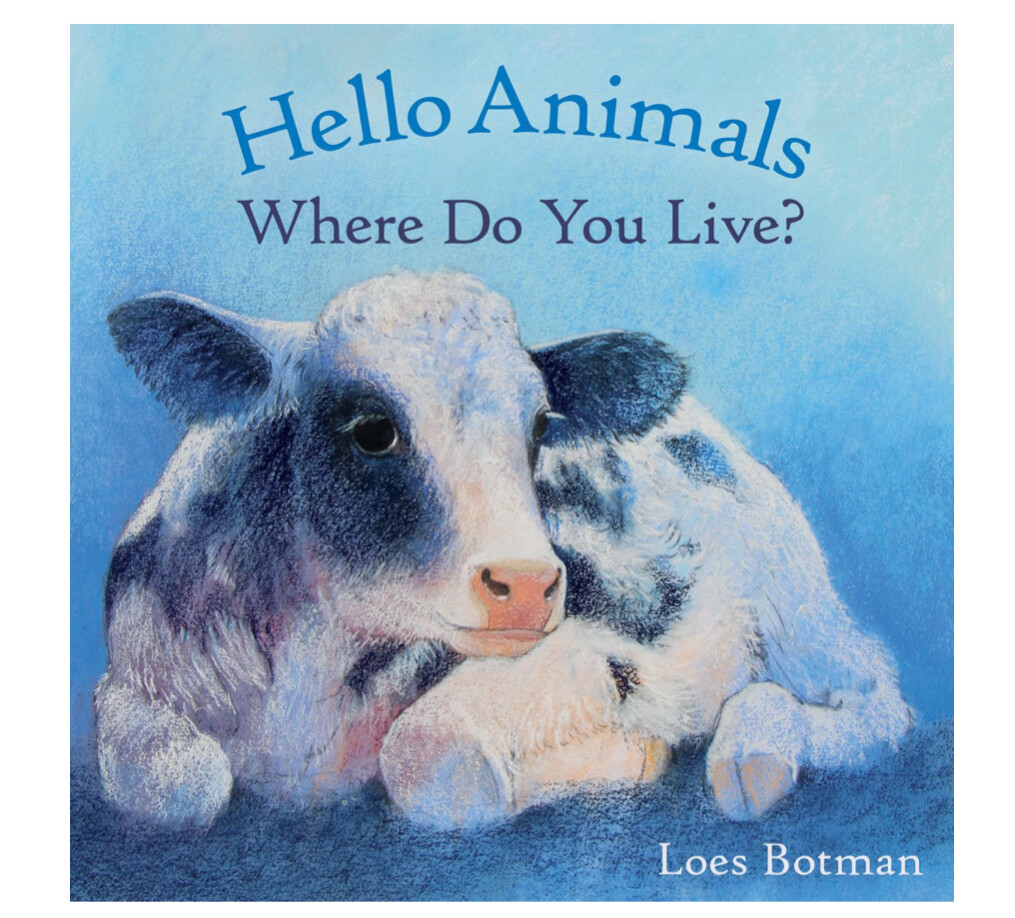 B2197 Hello Animals Where Do You Live?