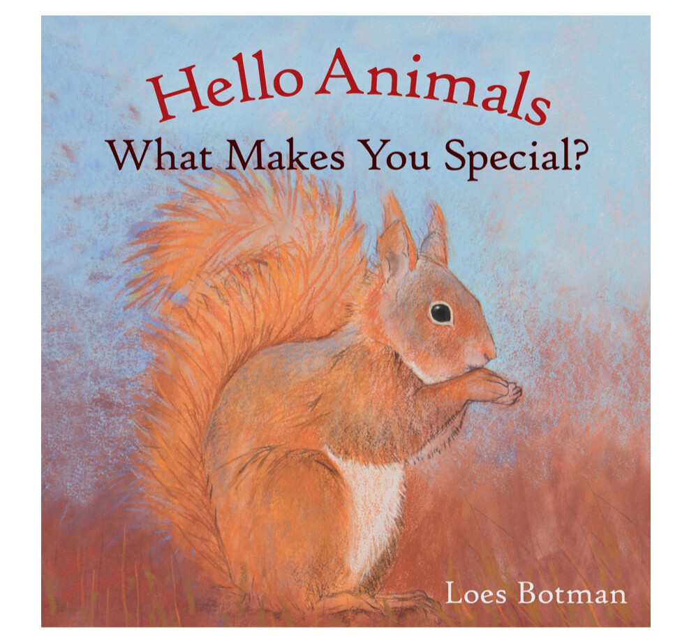 Hello Animals What Makes You Special - B2180