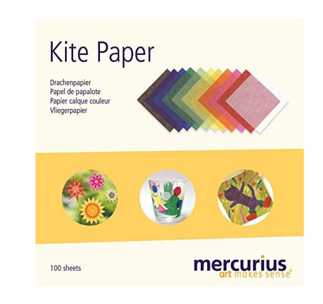 Kite paper -US assortment 6028