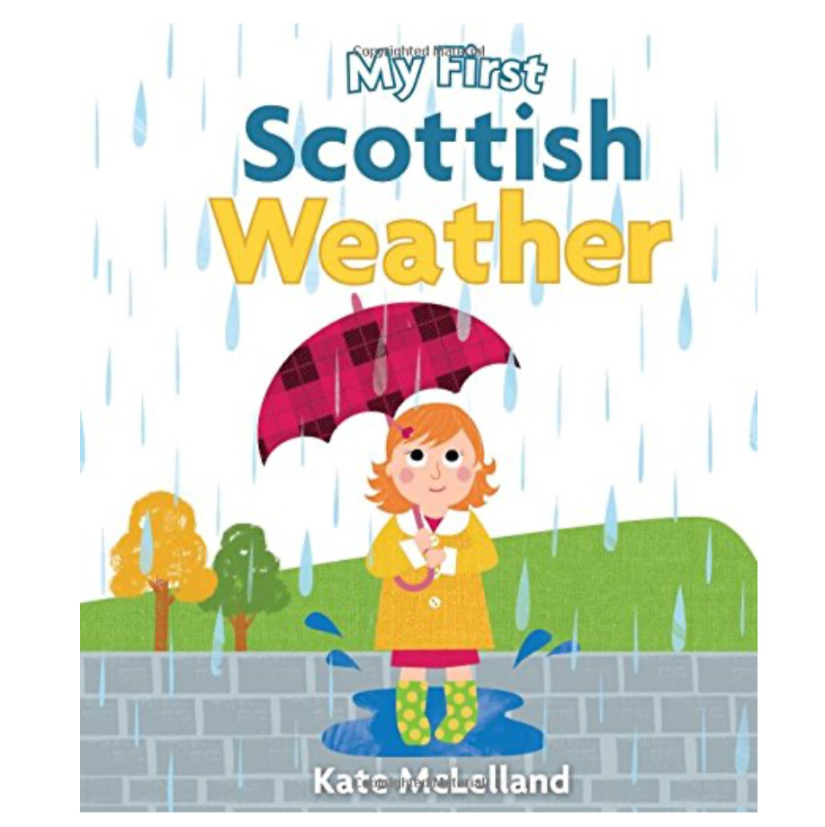 My First Scottish Weather - B3712