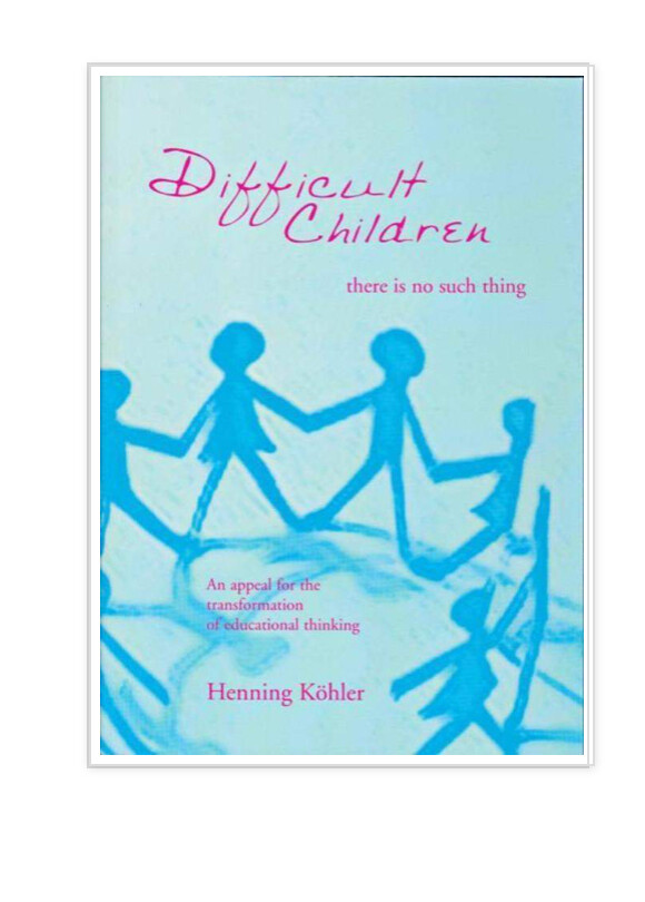Difficult Children There is No Such Thing B5443