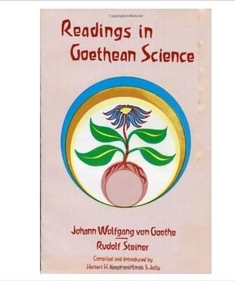 B0029 Readings in Goethean Science