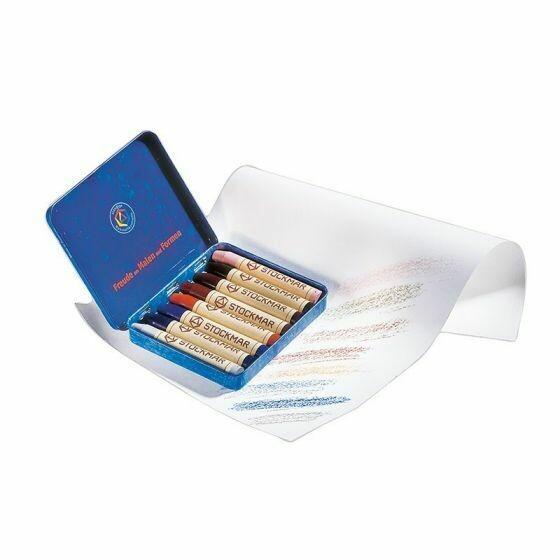 Wax Crayon Supplementary #1 6021