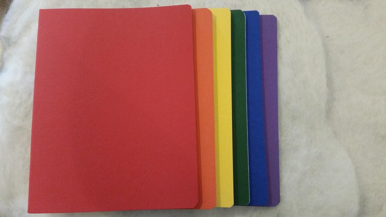 Main Lesson Book small 6.3x8.27 - 6002