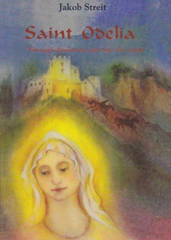 Saint Odelia B7054