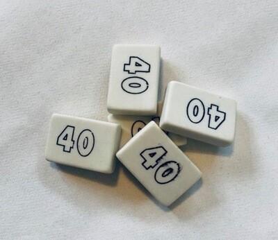 Eraser - soft 40 - 6011