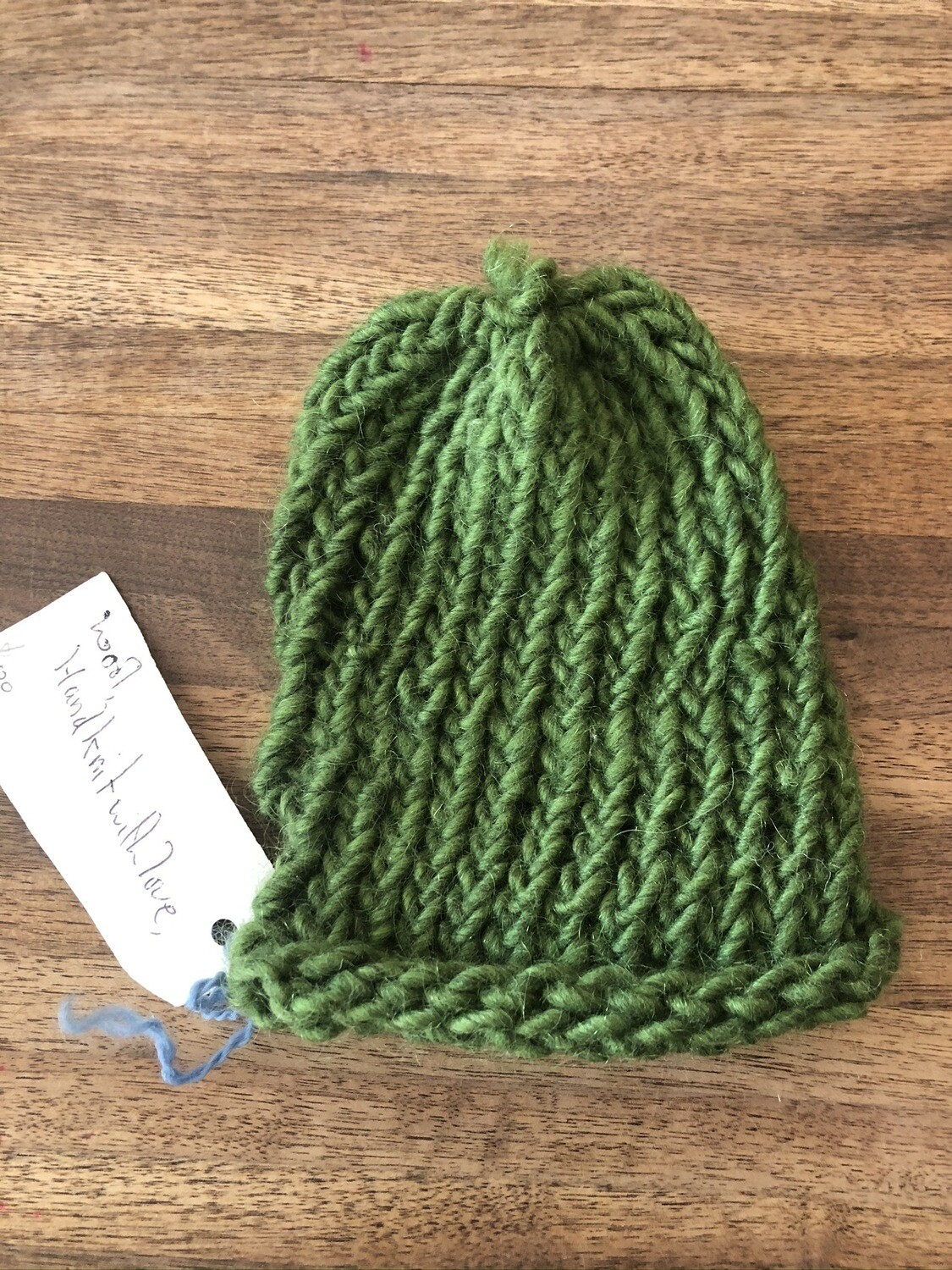 knitted hat small 4519