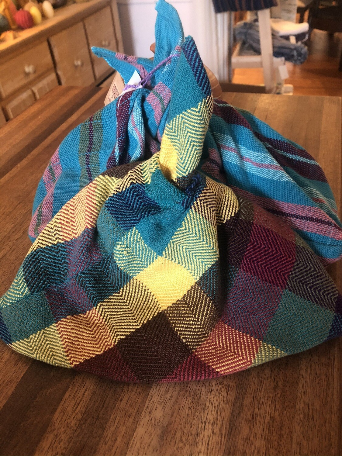 Origami Knot Bag 2505