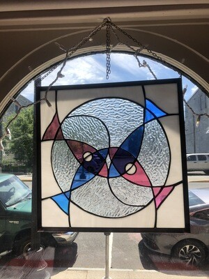 Stained Glass - 3026