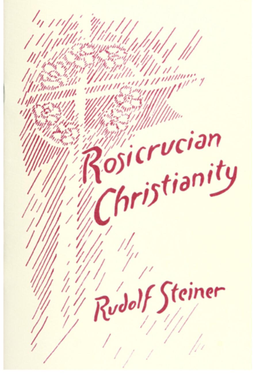 Rosicrucian Christianity B2094