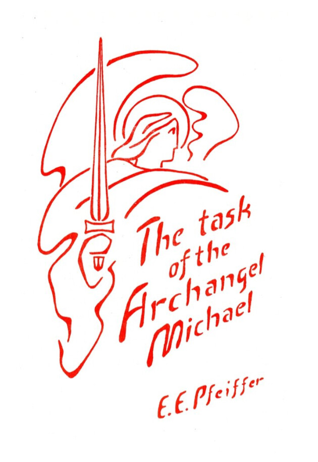 The Task of the Archangel Michael B2761