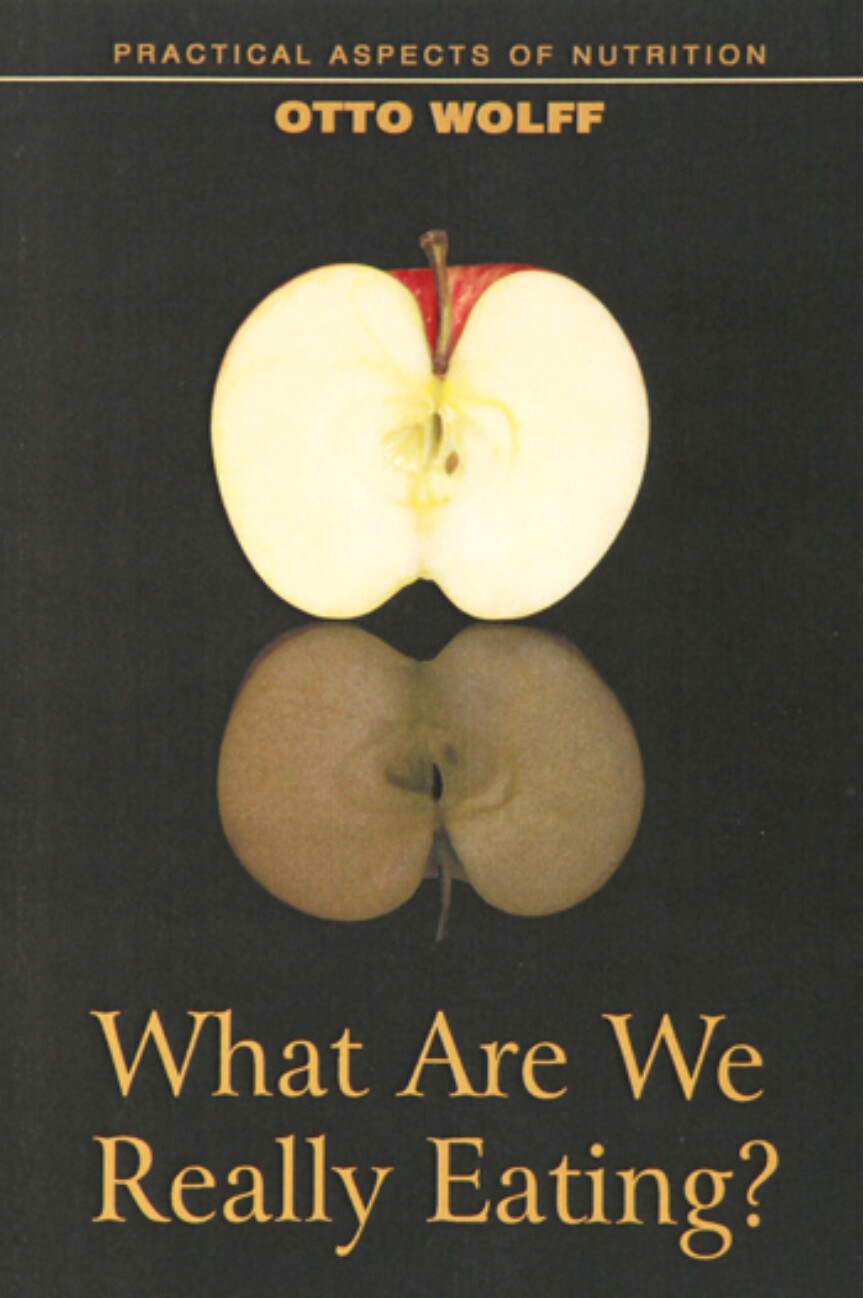 What Are We really Eating? B9885