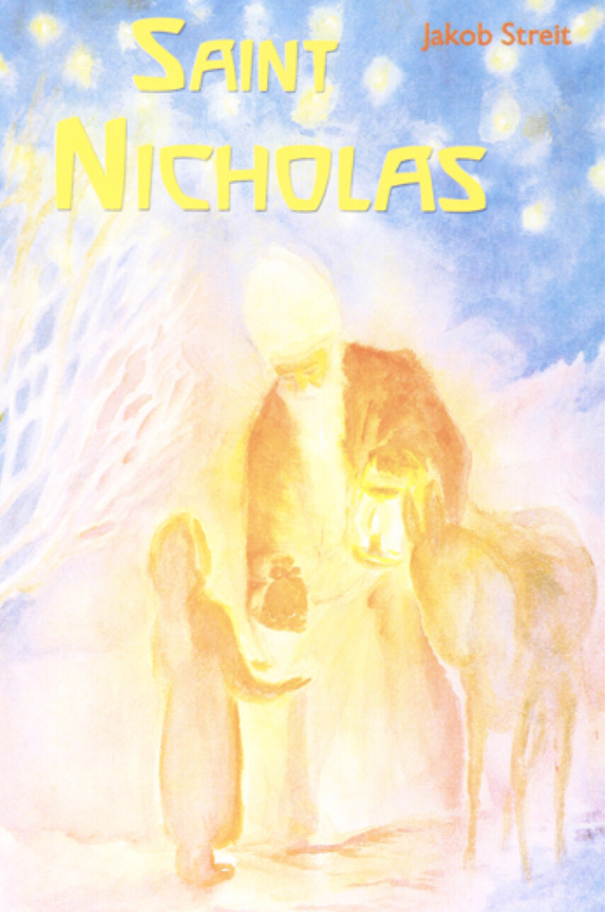 Saint Nicholas B9892
