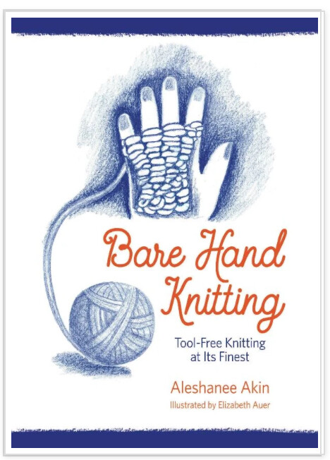 Bare Hand Knitting B2907