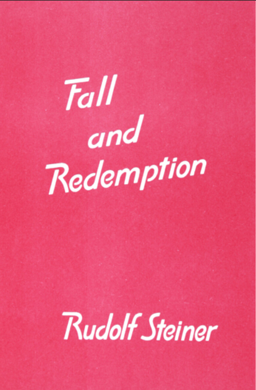 Fall and Redemption B9472
