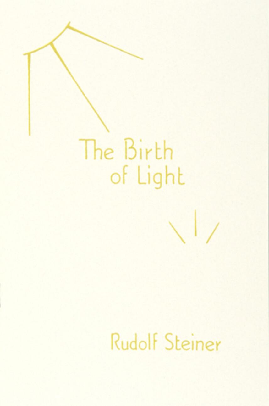 The Birth of Light B2709