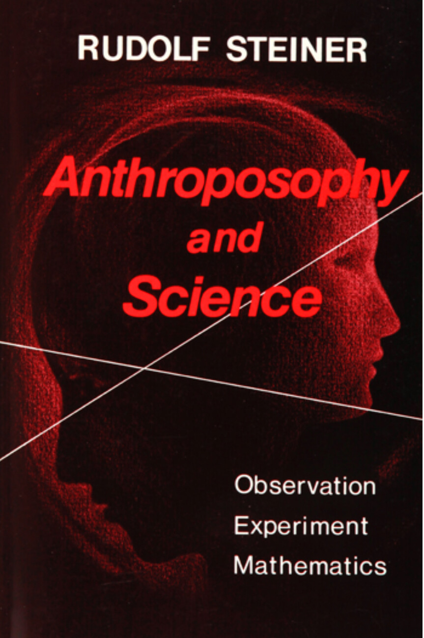 Anthroposophy and Science B9212