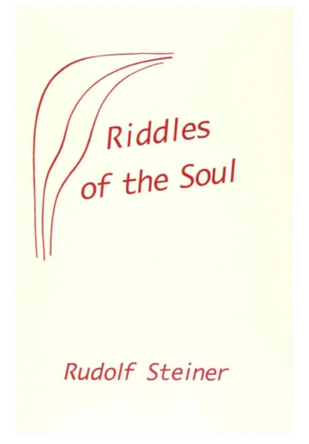 Riddles of the Soul B9540