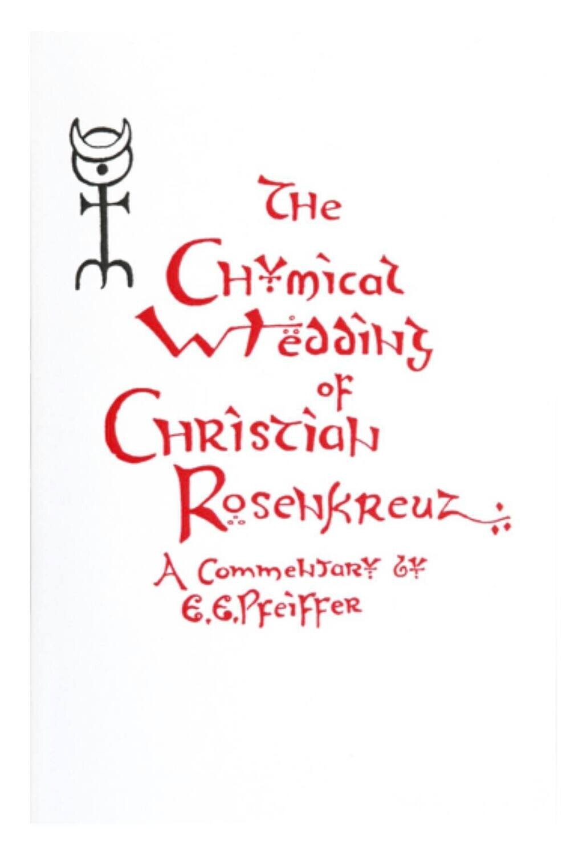 The Chymical Wedding of Christian Rosenkreuz B2167