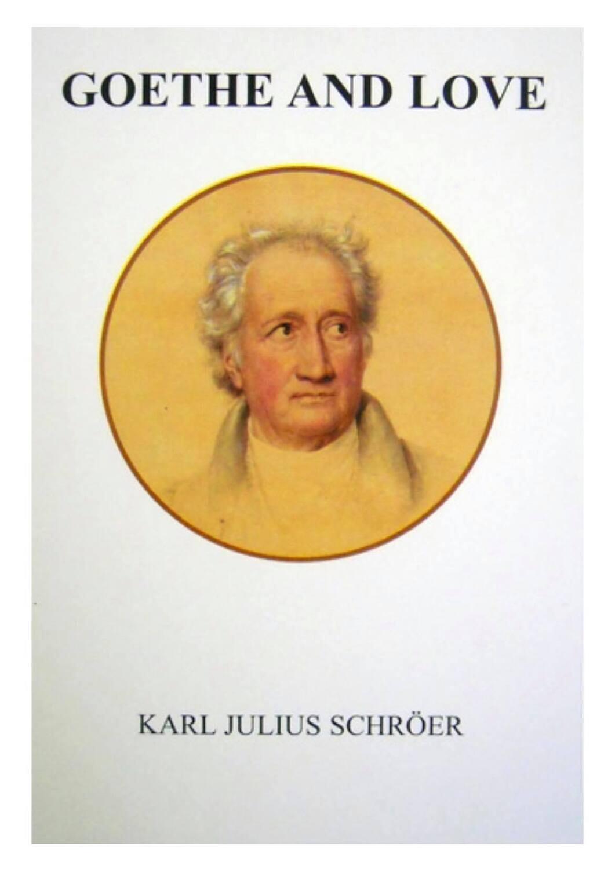 Goethe and Love B9816