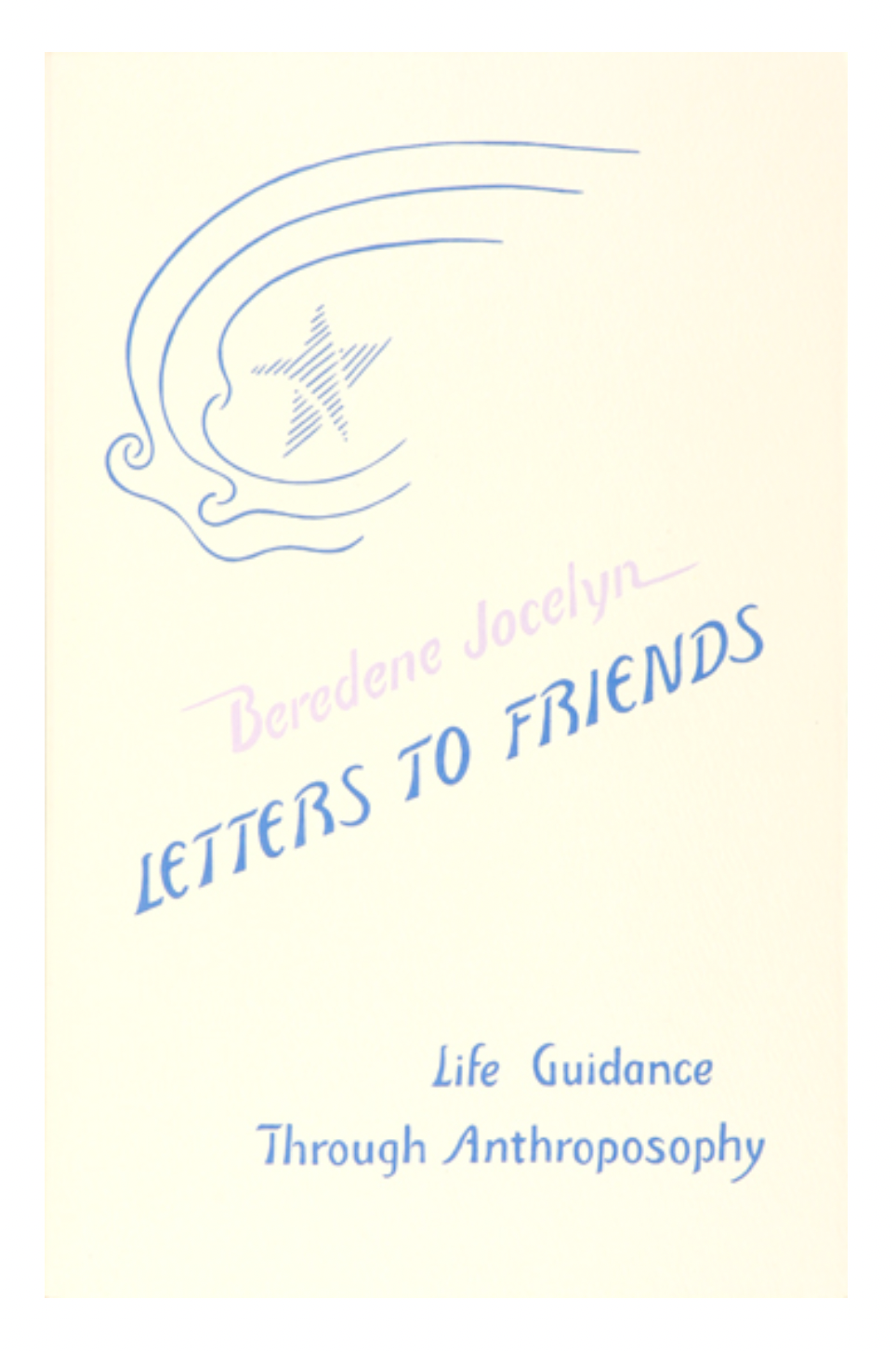 Letters to Friends B9206